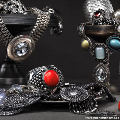 Food And Still Life Photography Jewelry Accessories Catalogue Clothing Commercial Stores Displays